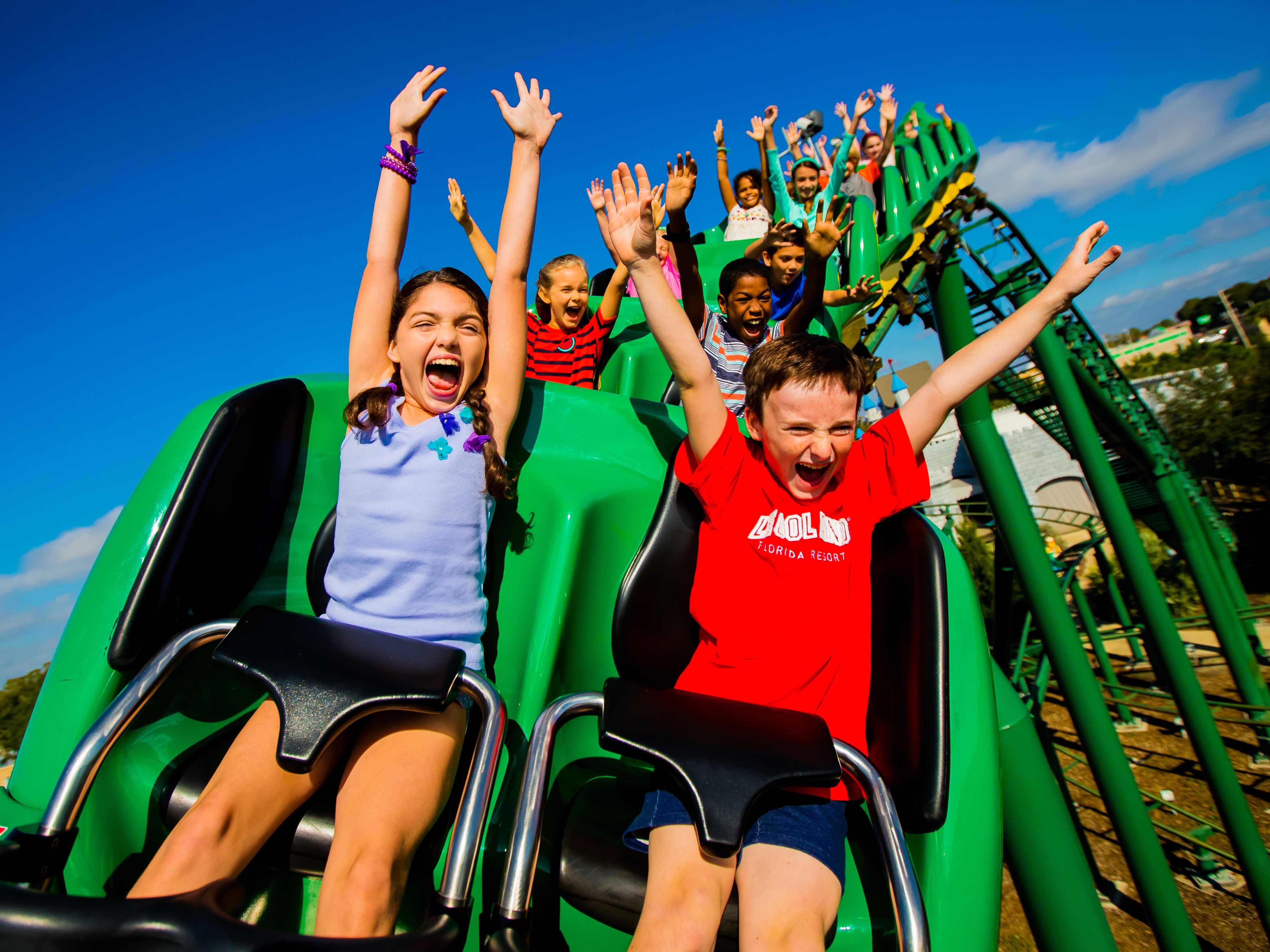 LEGOLAND® Florida 2-Day Ticket   AttractionTickets.com