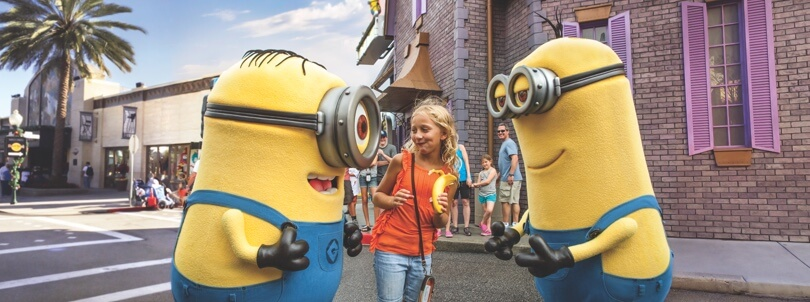 Despicable Me Minion Mayhem at Universal Studios Orlando
