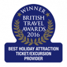 Best Holiday Attraction Ticket/Excursion Provider