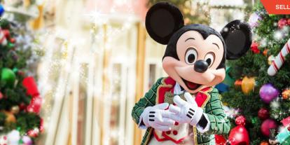 Mickey's Very Merry Christmas Party Tickets - Now on sale