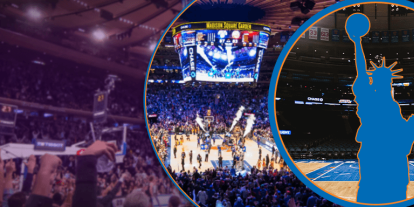 New York Knicks - NBA Basketball Tickets Now On Sale!