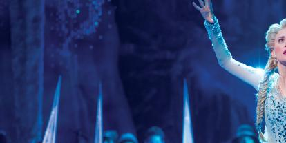 Frozen on Broadway Tickets from £72