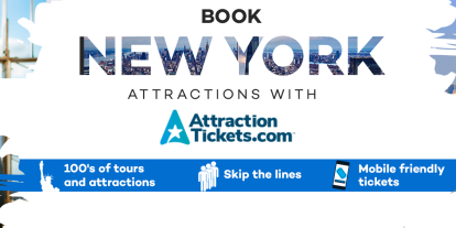 New York Tickets with AttractionTickets.com