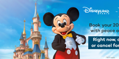 Disneyland Paris Hotels - Zen Guarantee - Amend or cancel 2021 bookings for free