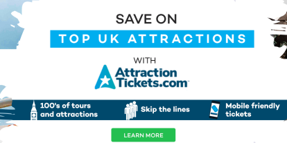 Save on Top UK Attractions