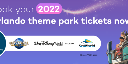2022 Orlando Theme Park Tickets Now on Sale!