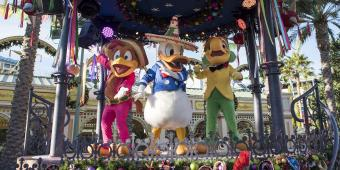 A Complete Guide to Disney's Festival of Holidays at Disneyland Resort California