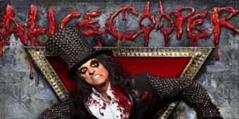 Universal Confirms Alice Cooper's Return to HHN 2012!