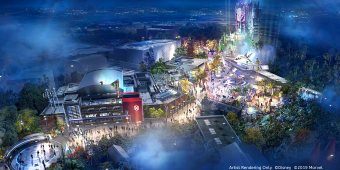 Details Revealed for Avengers Campus at Disneyland California Resort
