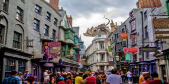Today the World Celebrates the OFFICIAL Grand Opening of Diagon Alley at Universal Orlando!
