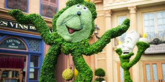 Epcot International Flower & Garden Festival Dates Revealed for 2020