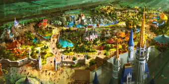 Disney's New Fantasyland Opens 6th December 2012!