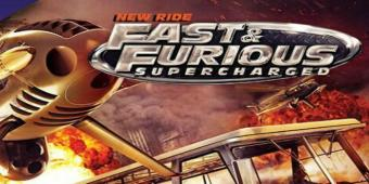 Universal Studios' 'Fast and Furious:Supercharged' -The Details!