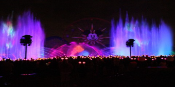 Glow With the Show Mickey Ears at Disneyland