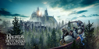 Opening Date Revealed for Brand New Harry Potter Ride!