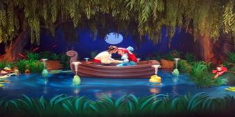 Disney Reveals Journey of the Little Mermaid Photos!