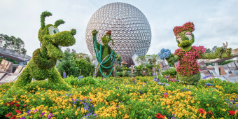 Epcot's International Flower and Garden Festival Returns