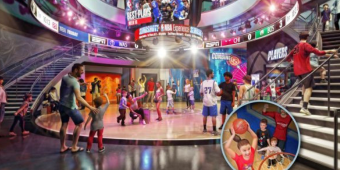 New NBA Experience Coming to Disney Springs