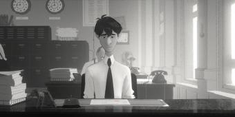 Disney's Paperman to Debut with Wreck it Ralph!