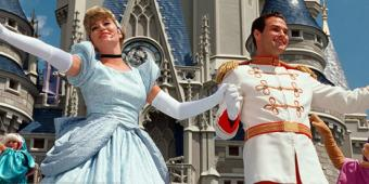 A Magic Event at Sleeping Beauty's Castle