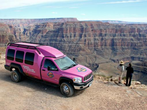 Grand Canyon West Rim Classic 4x4 Tour