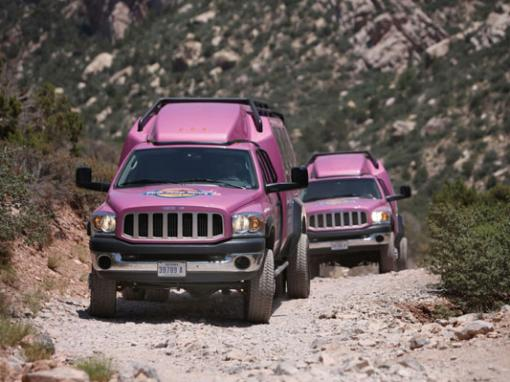 Red Rock Canyon Classic 4x4 Tour