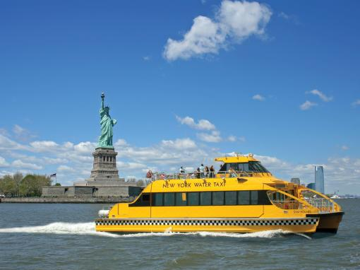 New York Water Taxi All Day Access Pass - Hop-on/Hop Off