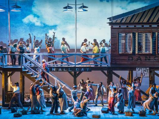Met Opera - The Gershwins' Porgy and Bess