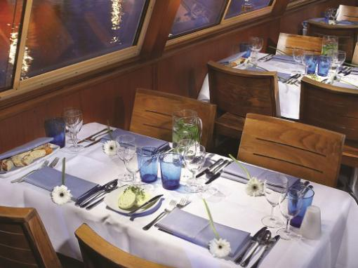 Amsterdam 4-Course Dinner Cruise