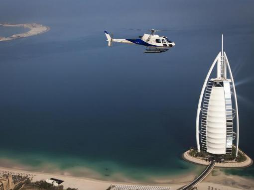 Dubai Helicopter 25-Minute Sightseeing Flight