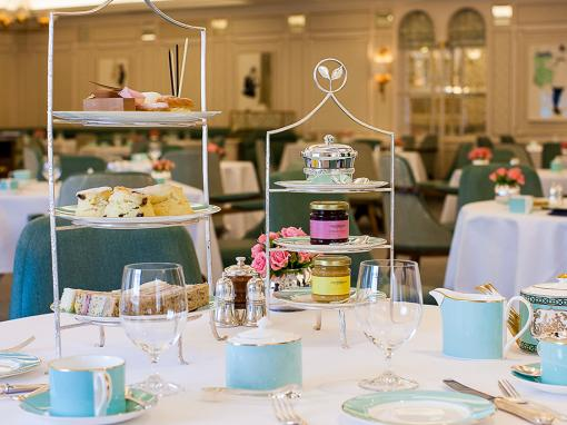 Fortnum & Mason Champagne Afternoon Tea for Two in The Diamond Jubilee Tea Salon Experience Voucher