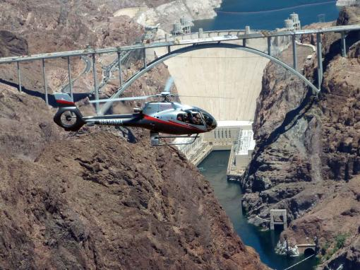 VIP Skywalk Express Helicopter Tour