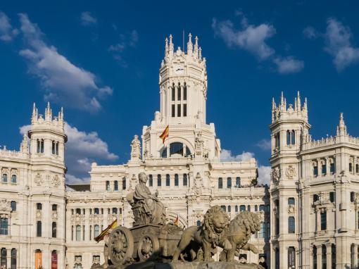 Madrid Highlights and Skip the Line Royal Palace Tour