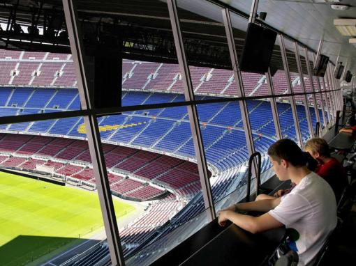Nou Camp Museum and Tour - Home of Barcelona FC