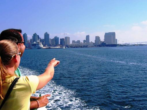 One Hour San Diego Harbour Cruise & Sea Lion Adventure