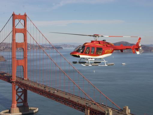 San Francisco Helicopter Grand Vista Tour