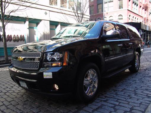 Newark Airport to Manhattan Hotel Private Arrival Transfer