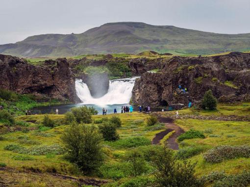 The Game of Thrones Revisited Iceland