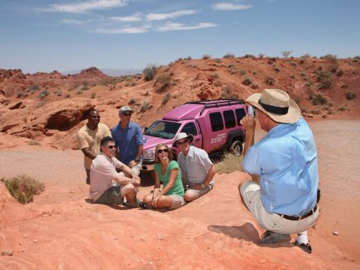Valley of Fire 4x4 Tour