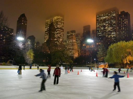 Central Park Ice Skating At Wollman Rink Packages