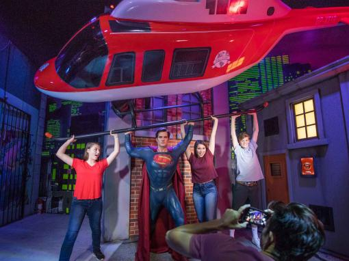 Madame Tussauds Orlando Tickets