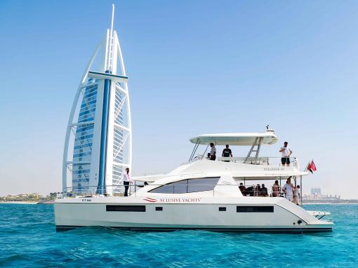 Dubai Marina Luxury Yacht Cruise