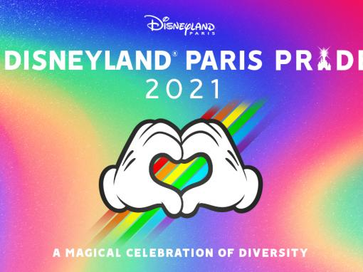 Pride at Disneyland Paris