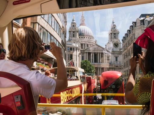 Big Bus London Hop-on Hop-off Bus Tour