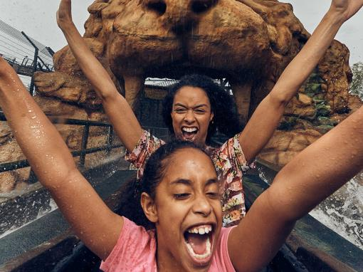 Tiger Rock at Chessington World of Adventures