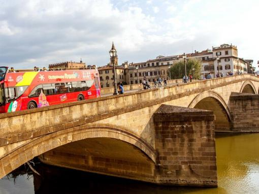 Florence Hop on Hop off sightseeing Bus Tour