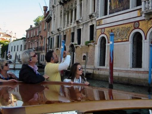 Small Group Grand Canal Boat Tour