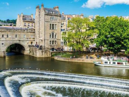 Windsor, Bath, Stonehenge and Salisbury