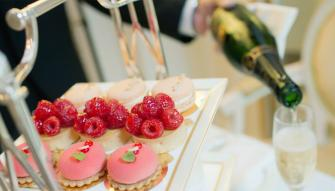 Champagne Afternoon Tea For Two At The Ritz Experience