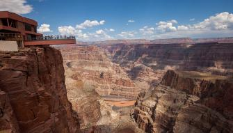 Grand Canyon West Rim Helicopter Skip The Line Skywalk